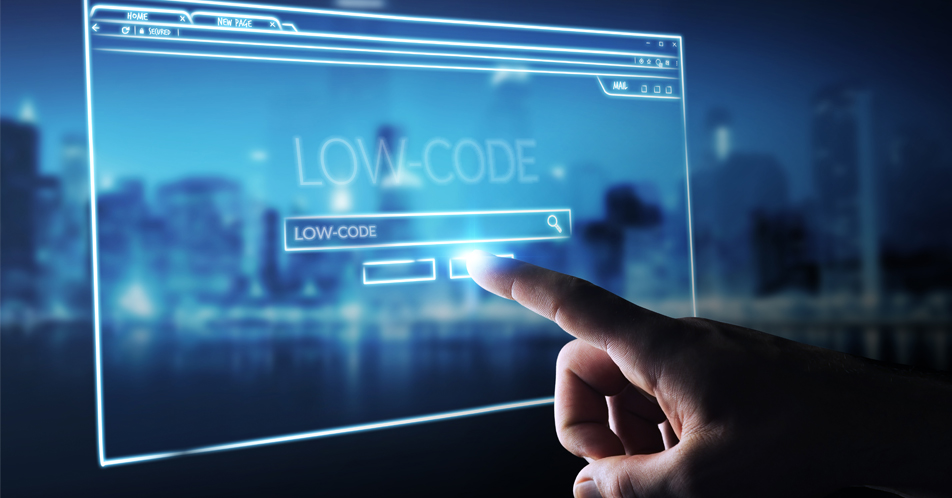 How Low-Code Technology Accelerates Digital Transformation